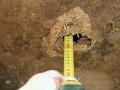 Зазор между потолками сантехкабины и основным