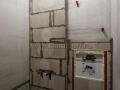 Сантехнический шкаф из пеноблока