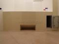 Экран ванны с нишей для ног и ревизионным люком