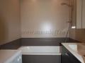 Общий вид ванной комнаты после ремонта