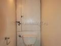 Интерьер туалета до слома