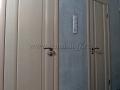 Установка дверей (вид снаружи)