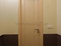 Установка дверей (вид изнутри)