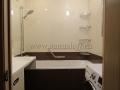 Отделка ванной комнаты завершена