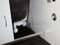 Место для подключения стиральной машины