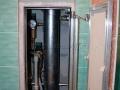 """Коллектор """"FAR"""" и фильтр тонкой очистки """"Honeywell"""" с редуктором давления и прямым сливом в канализацию"""