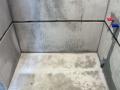 Паз для установки ванны